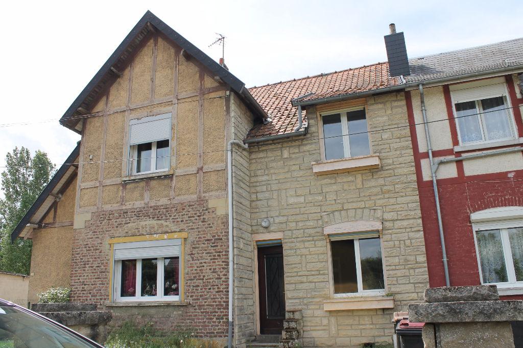 Maison Avesnes Sur Helpe 5 pi�ce(s) 96 m2