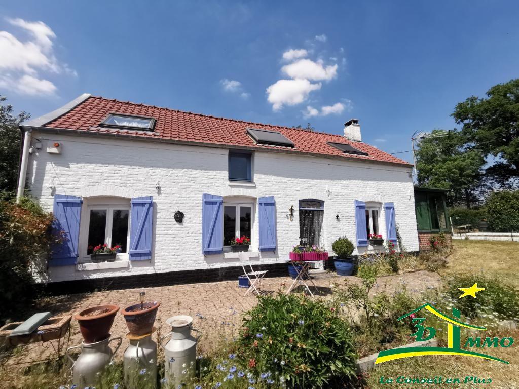 Maison St Aubin 4 pièce(s) 115 m2