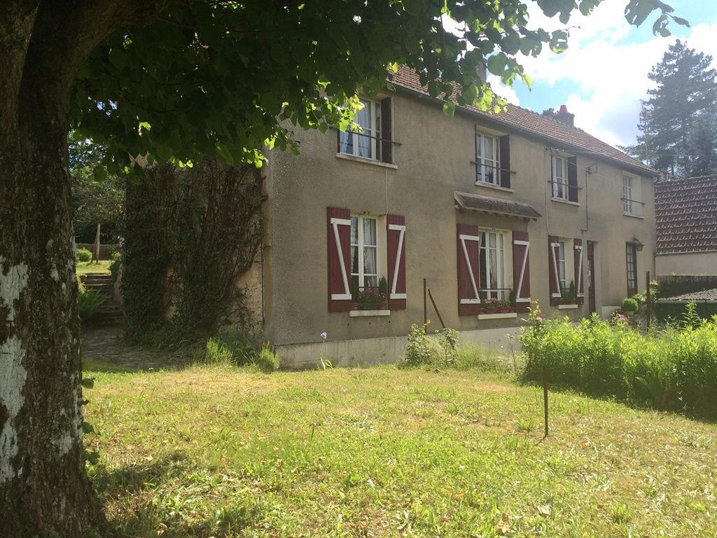 A vendre maison de village Saint leger en yvelines