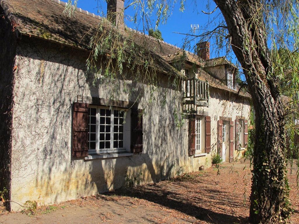 Maison de village en vente Saint leger en yvelines