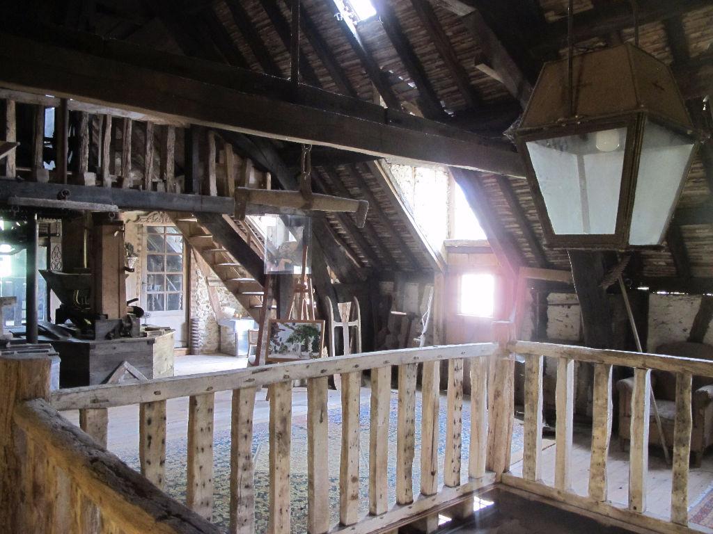 Moulin en vente Houdan