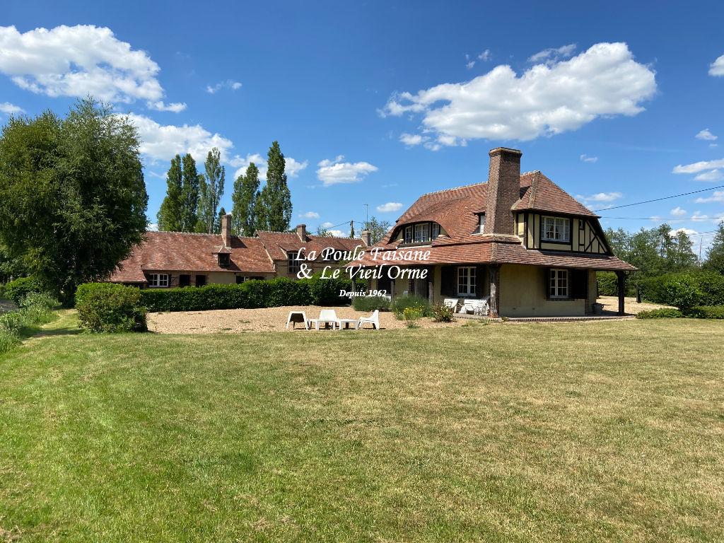 A vendre maison Verneuil sur avre