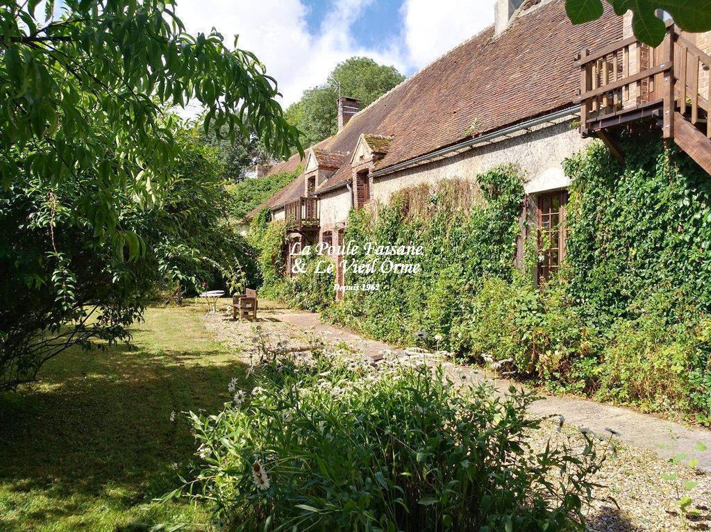 A vendre maison Chateauneuf en thymerais