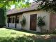 pavillon a louer a villeneuve l archeveque - 5 pieces 90 m² sur 512 m² de jardin clos