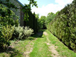 Nice old house of 3 rooms 3 bedrooms 103 m2 with outbuildings on a park of 2398 m2
