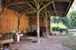 Le Fays Turny Fermette sur 1567 m² de jardin