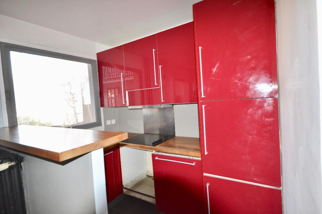 Quartier Jules Joffrin Ornano Studio 32 m2 + BALCON