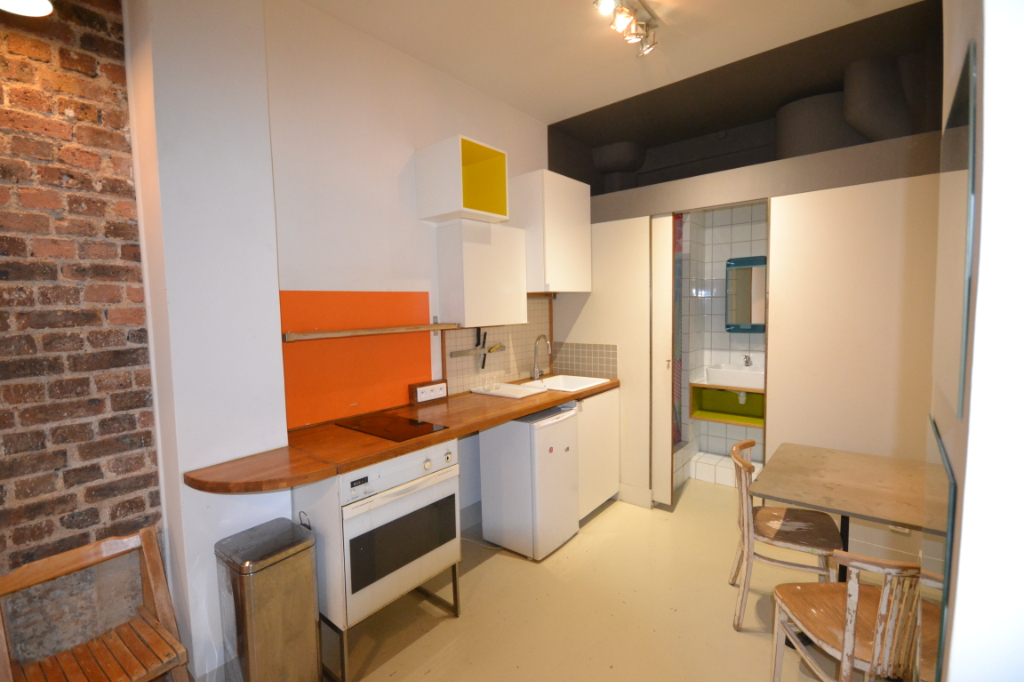 Studio - Atelier 24 m2