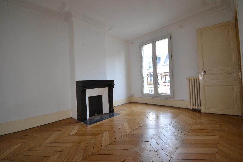 Appartement 3p 53m2 + balcon - Paris Xe