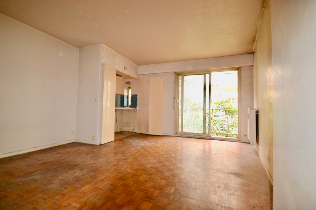 Appartement  32 m2 + Balcon vue sur Jardin