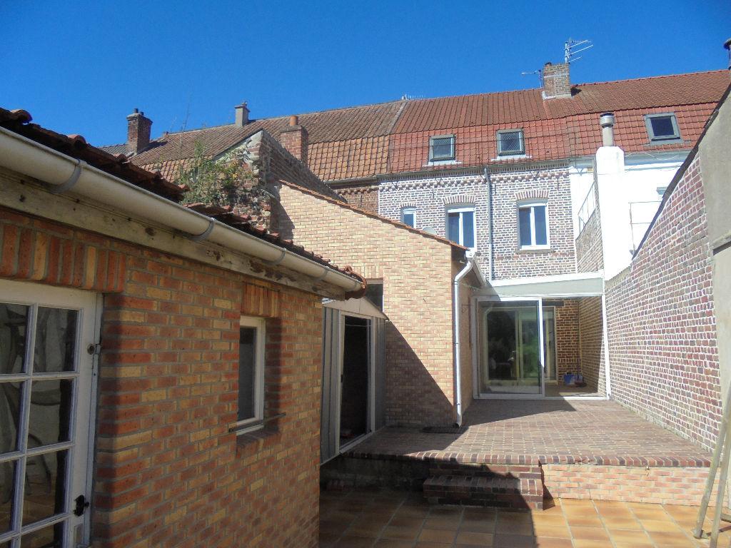 Maison Aire Sur La Lys  6 pièce(s) 120 m2