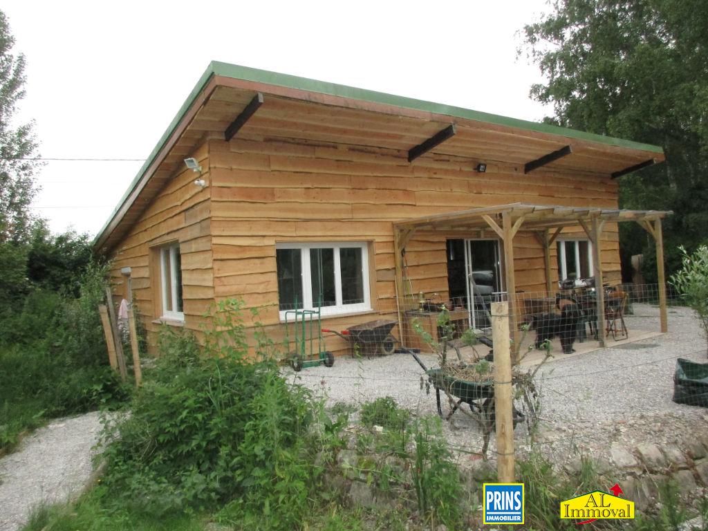Maison marais Audomarois