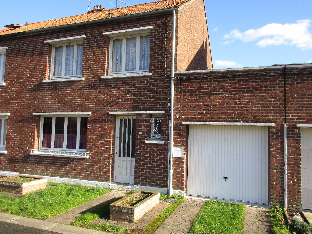 Maison Arques 80m2 - EXCLUSIVITE