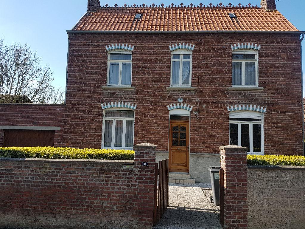 Maison individuelle  Norrent Fontes  105 m2