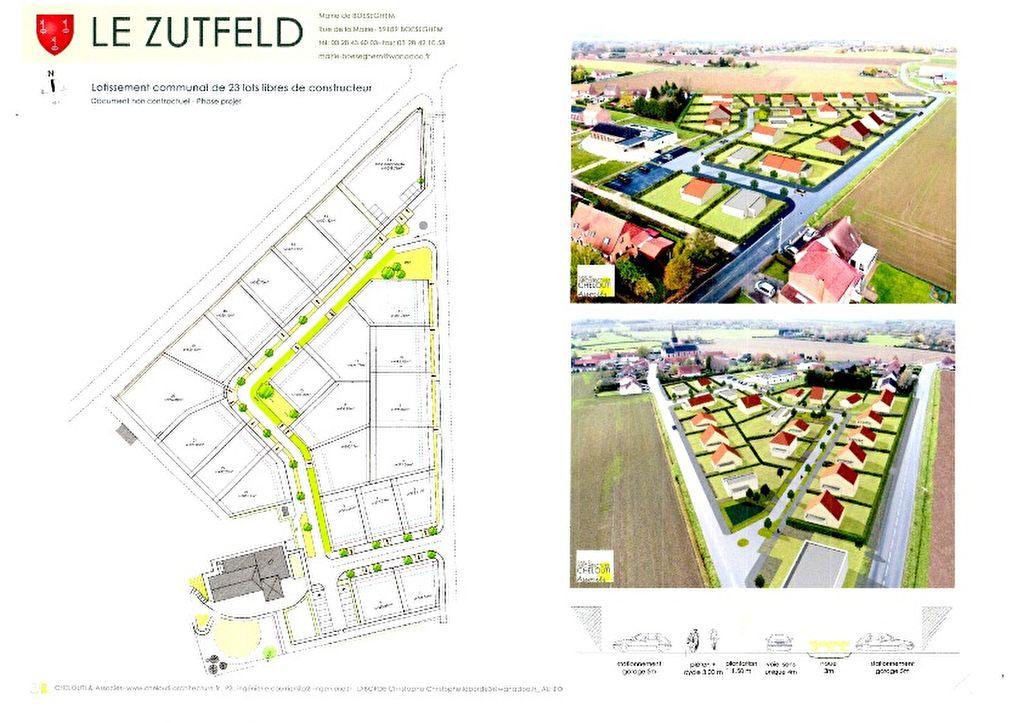 """Terrains à bâtir - Lotissement """"LE ZUTFELD"""""""
