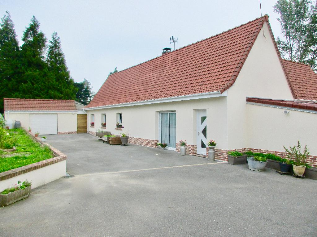 Maison PLAIN PIED - 125m2