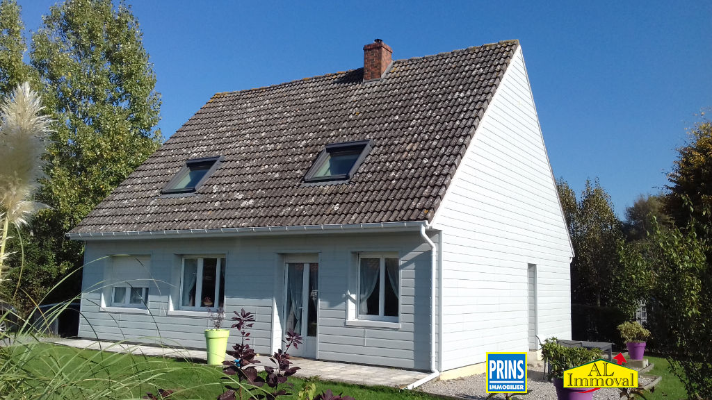 Maison Wittes 139 m2