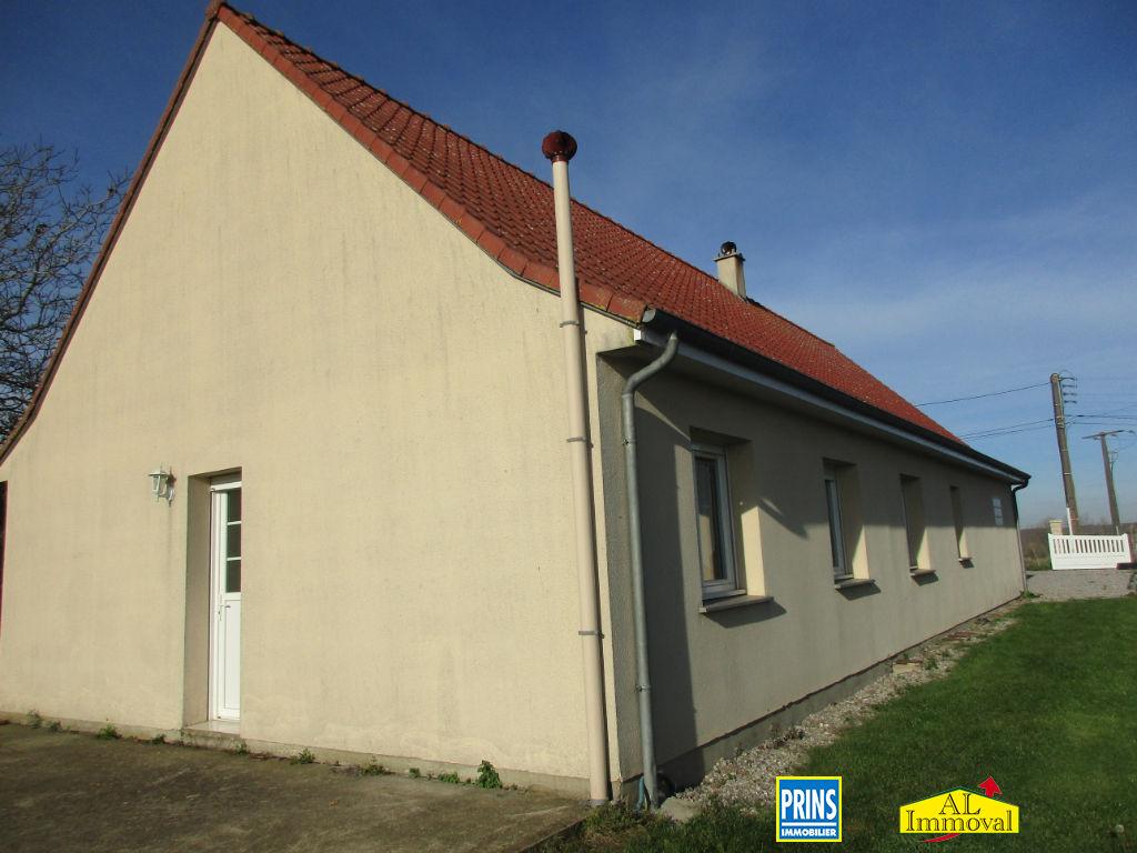 Maison 121m2 - 6 pièces - BAYENGHEM LES EPERLECQUES