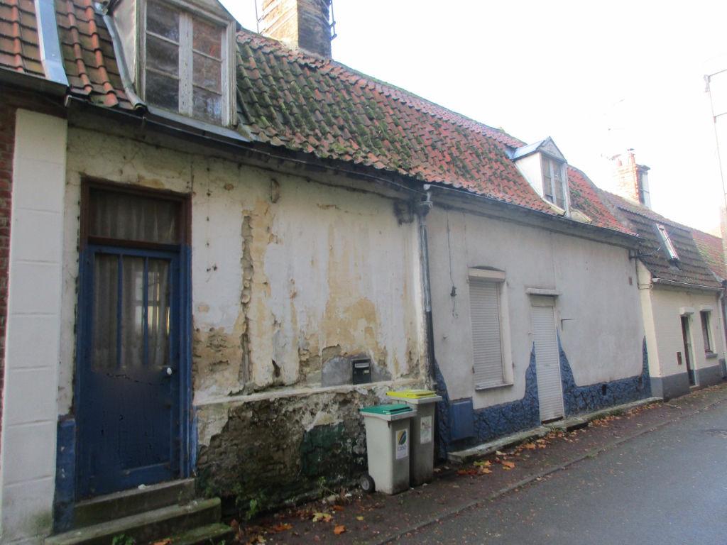 Maison à rénover - BLENDECQUES