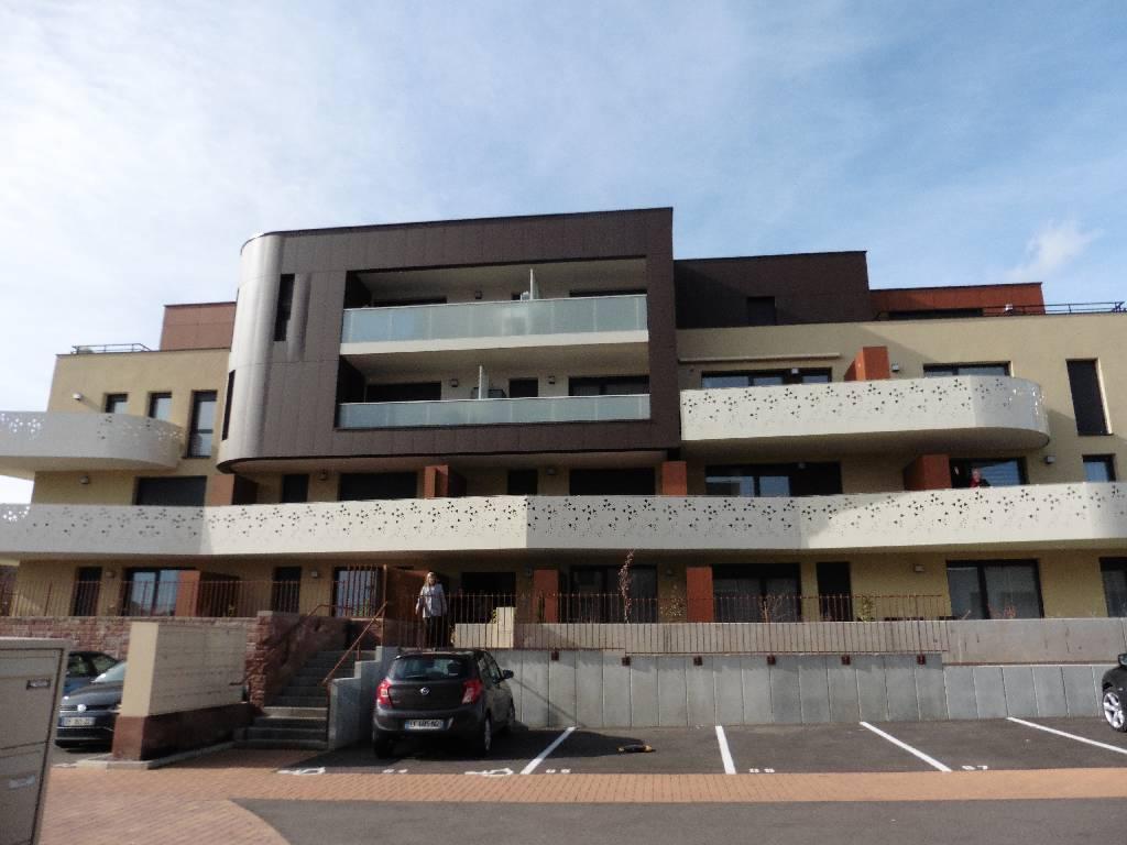 Appartement Obernai - 2 pièce(s) - 44.8