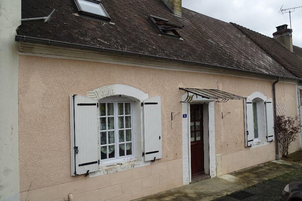Maison entre Authon du Perche et la Ferté-Bernard