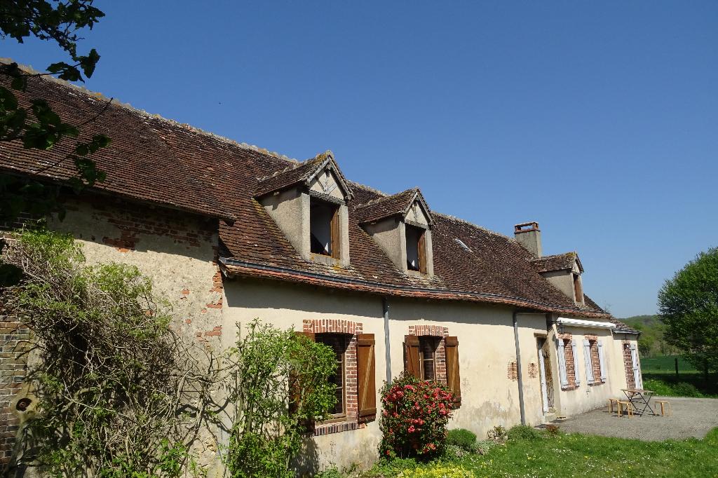 Maison secteur Authon