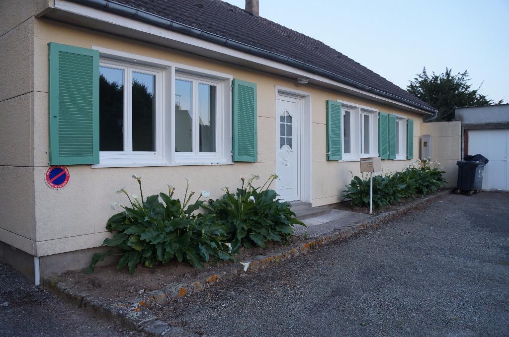 Maison Authon Du Perche 4 pièce(s) 100 m2