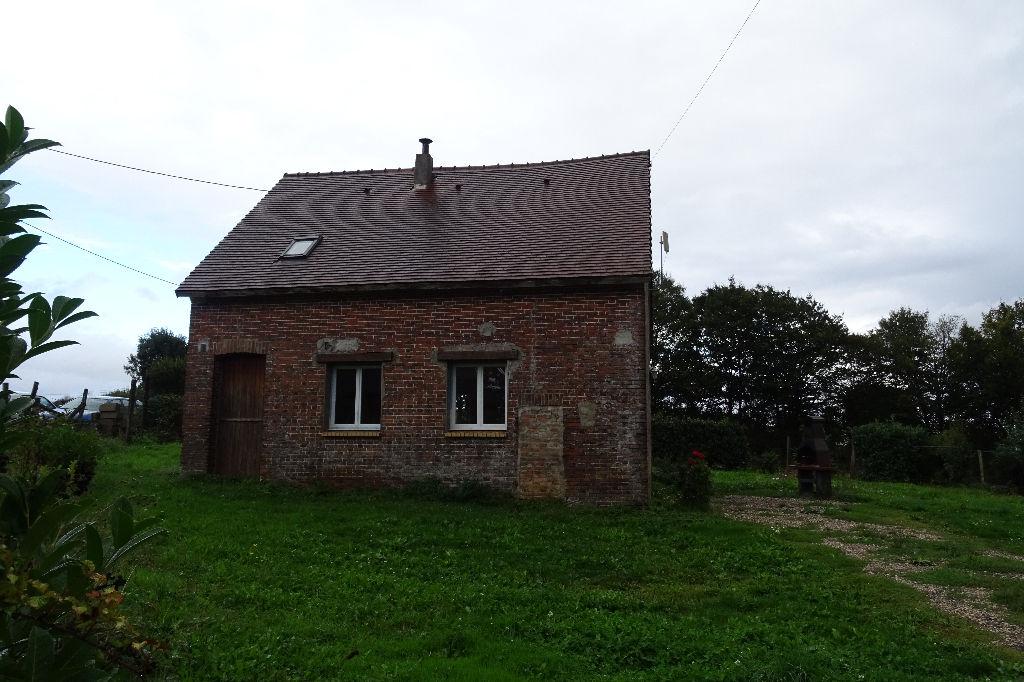 Maison en pleine campagne