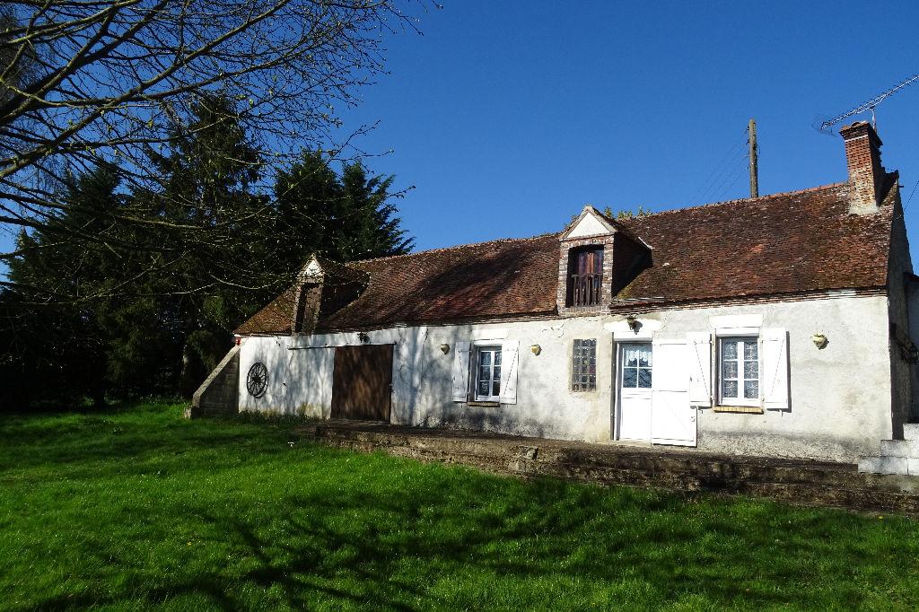 Maison Authon Du Perche en pleine campagne à 8km