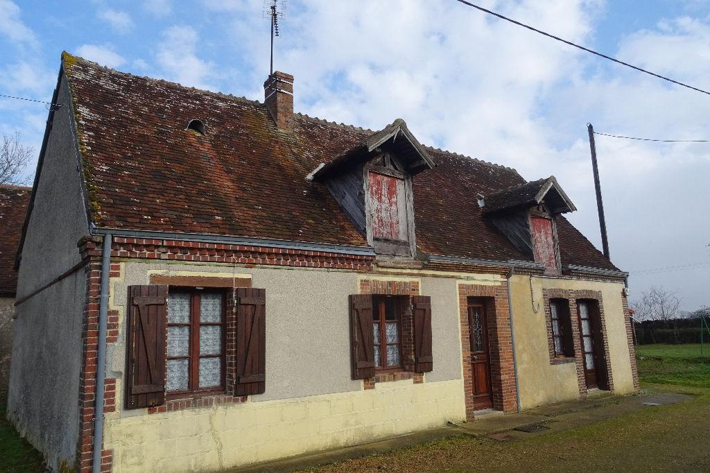 Maison   située dans le perche à 1h30 de PARIS par A 11