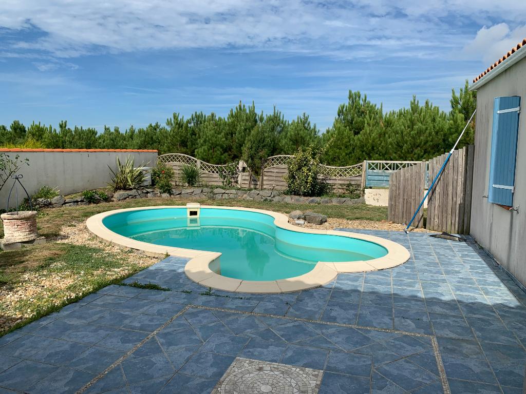 Maison Bretignolles Sur Mer 4 pièce(s) 97.67 m2