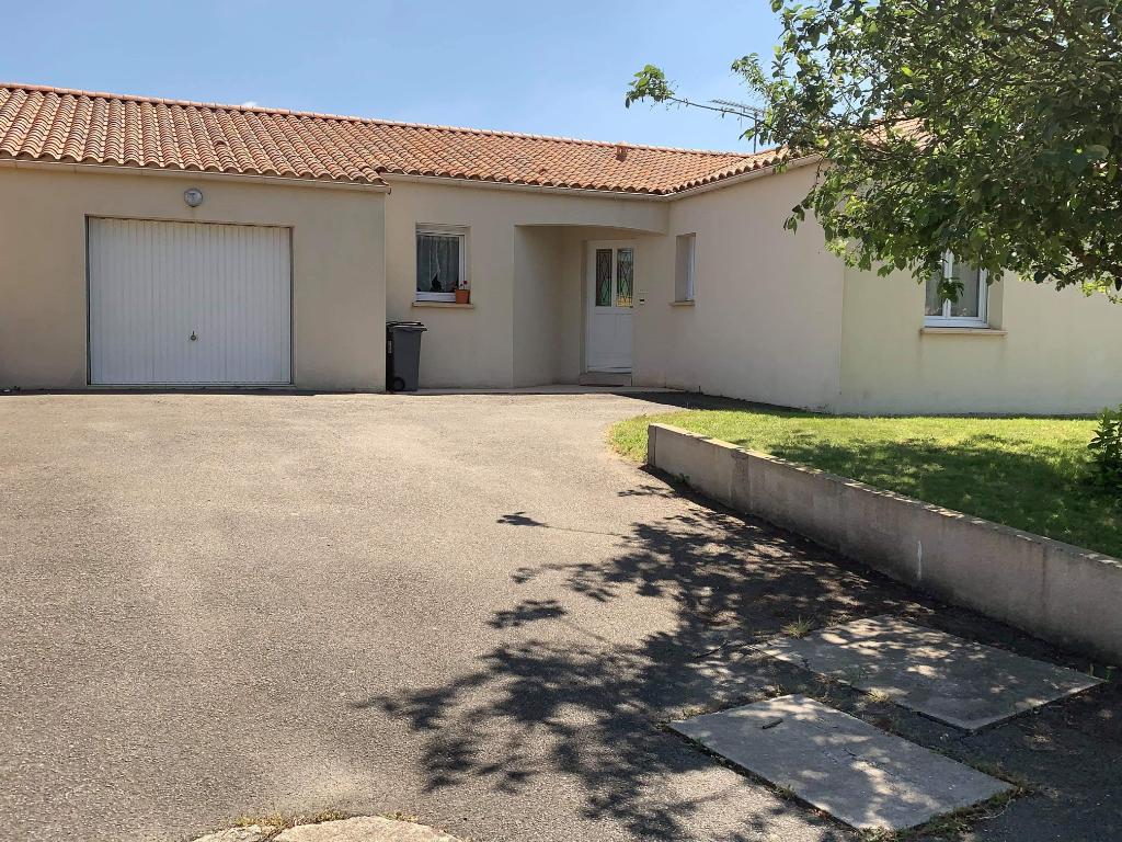Maison Les Lucs Sur Boulogne - 90 M2