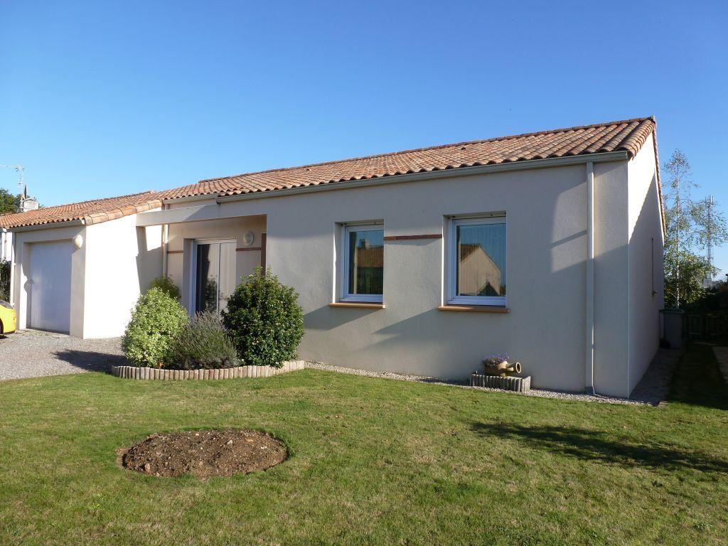 Maison Bouffere - 96 M2
