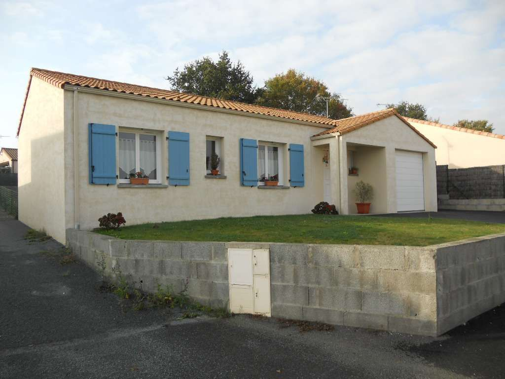 Maison Montaigu - 91.5 M2
