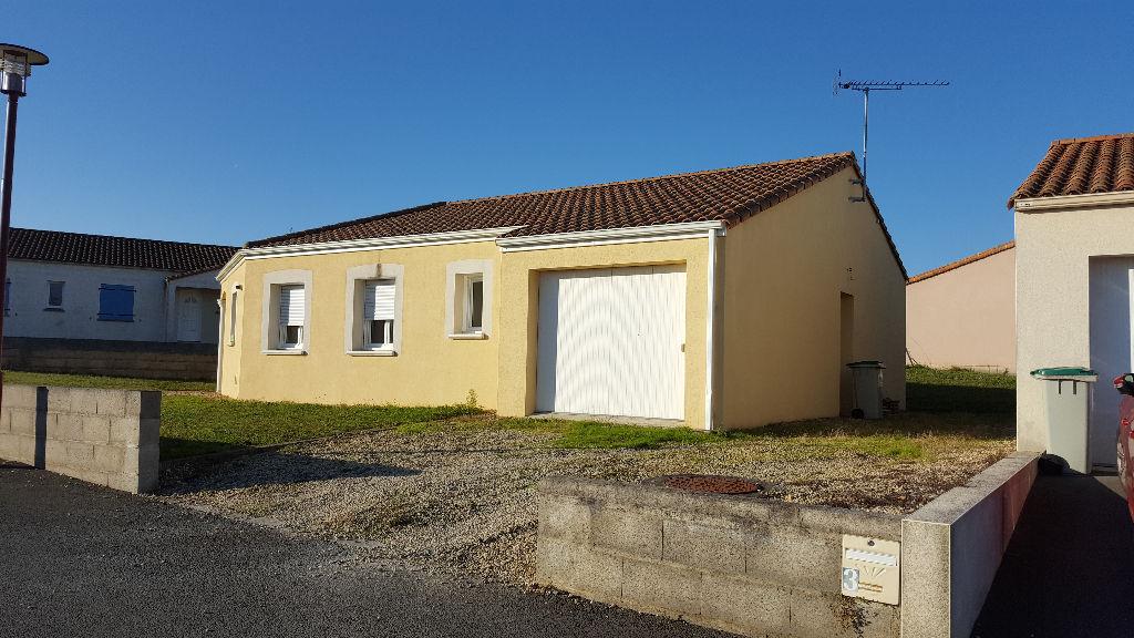 Maison Montaigu - 4 Pièce(s) - 89.02 M2