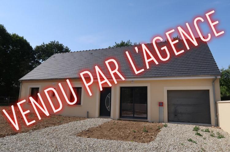 PROCHE DE NOGENT LE ROI - MAISON NEUVE de 2019 avec trois chambres