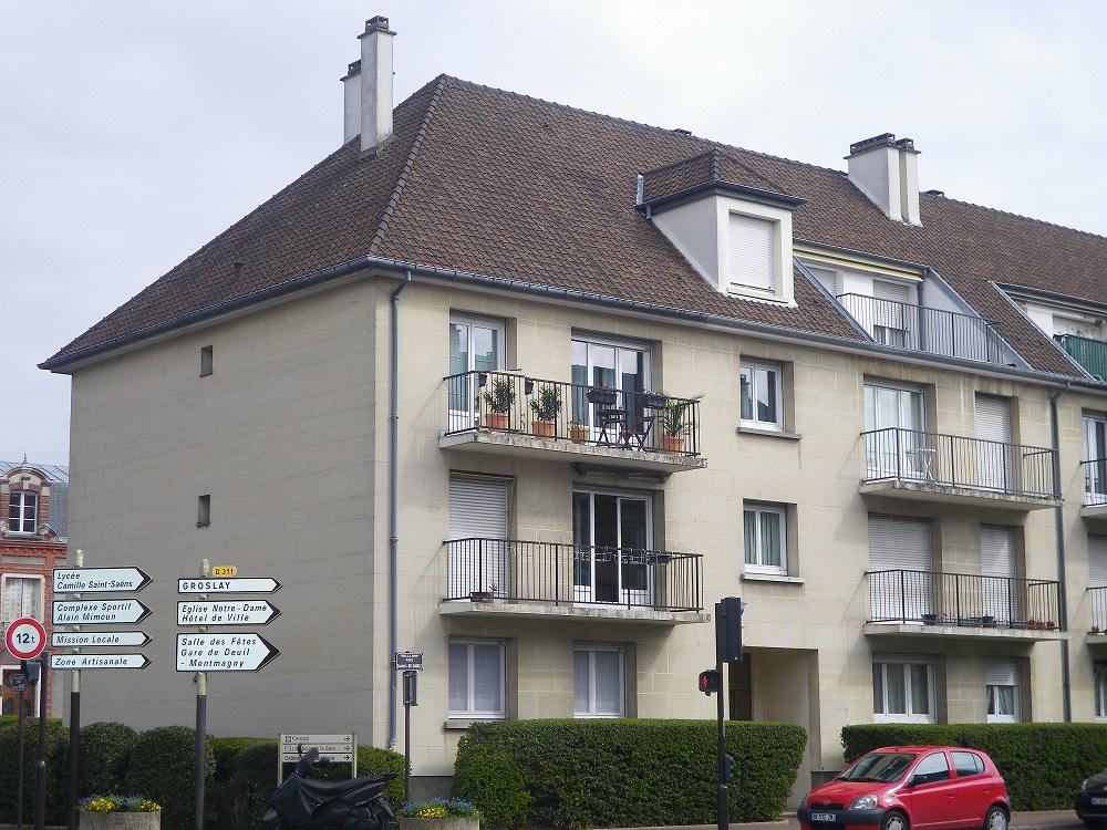 Appartement DEUIL LA BARRE - 3 pièce(s) - 62 m2