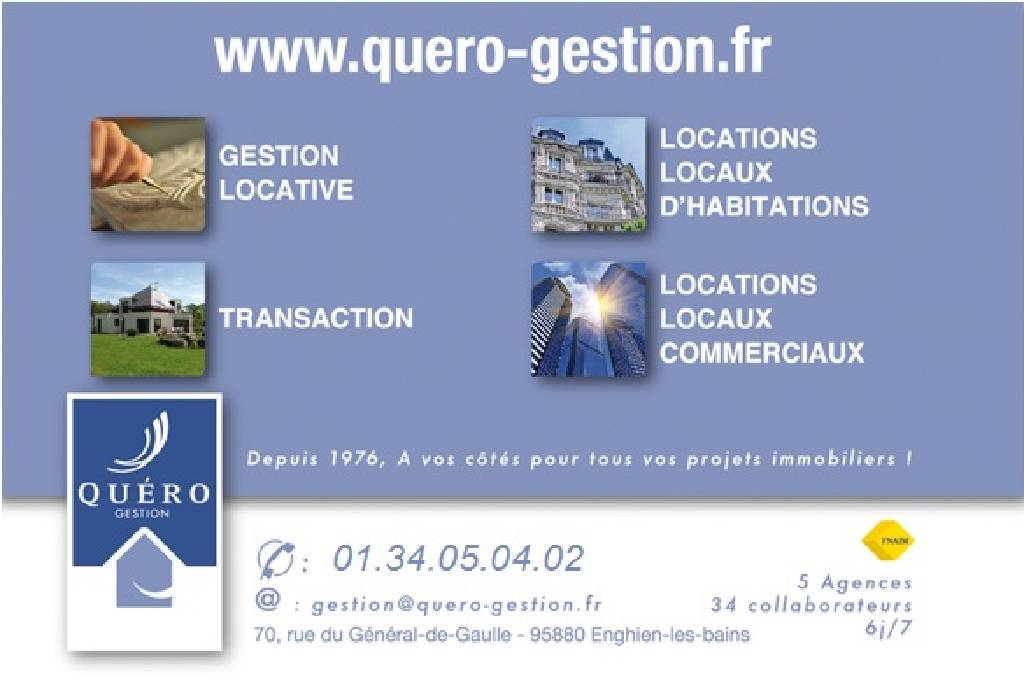 A 2 PAS DE LA GARE SNCF D'ENGHIEN!!!!!!