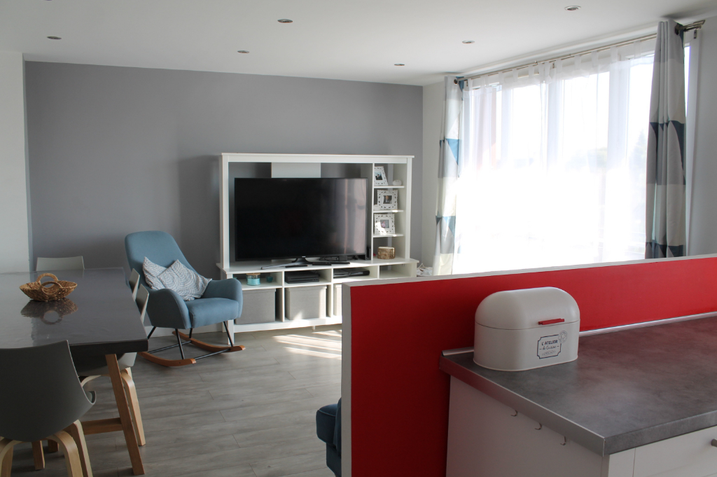Appartement Deuil La Barre 4 pièce(s) 73,80 m2