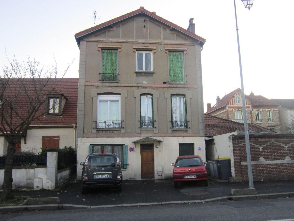 Appartement Saint Brice Sous Foret 1 pièce(s) 19.86 m2