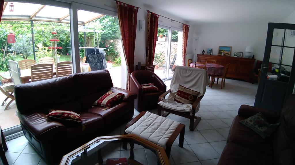 Maison Saint Leu La Foret 7 pièce(s) 128 m2