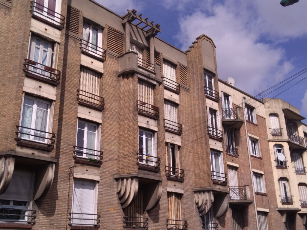 Appartement Epinay Sur Seine 2 pièce(s) 47.85m2