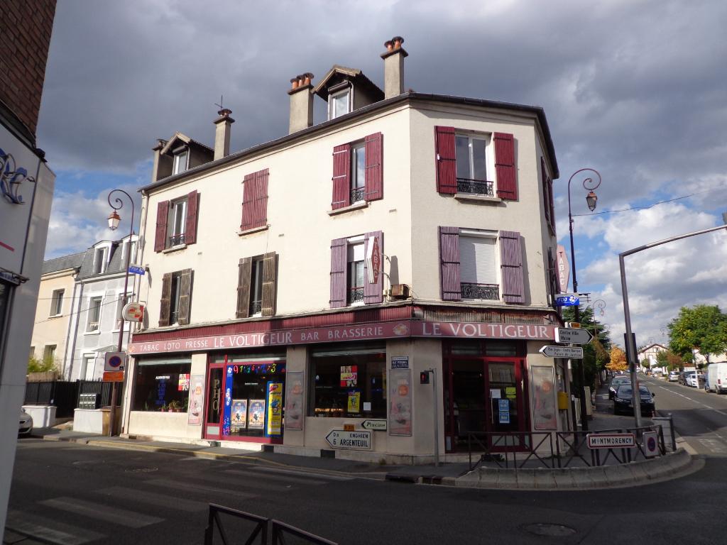 Murs de Boutique + Appartement F2 Montmorency