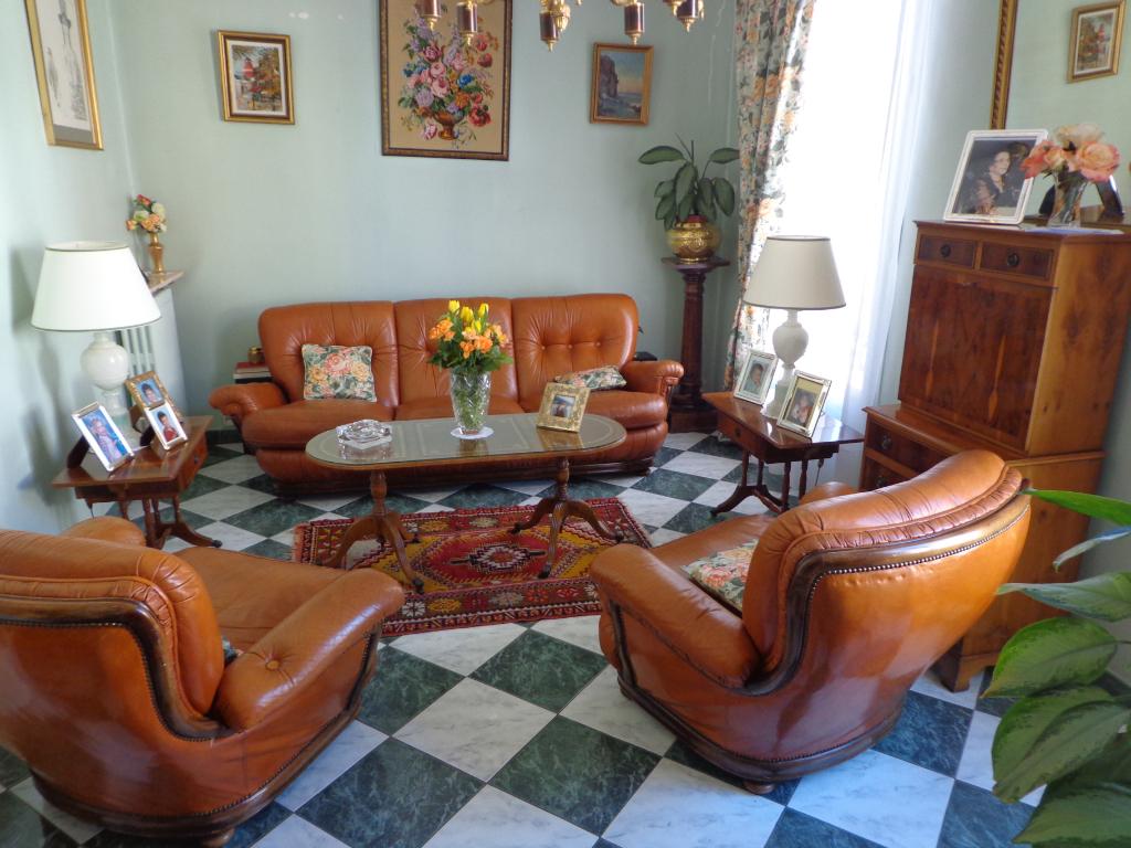 Appartement Enghien Les Bains 5 pièce(s) 90 m2