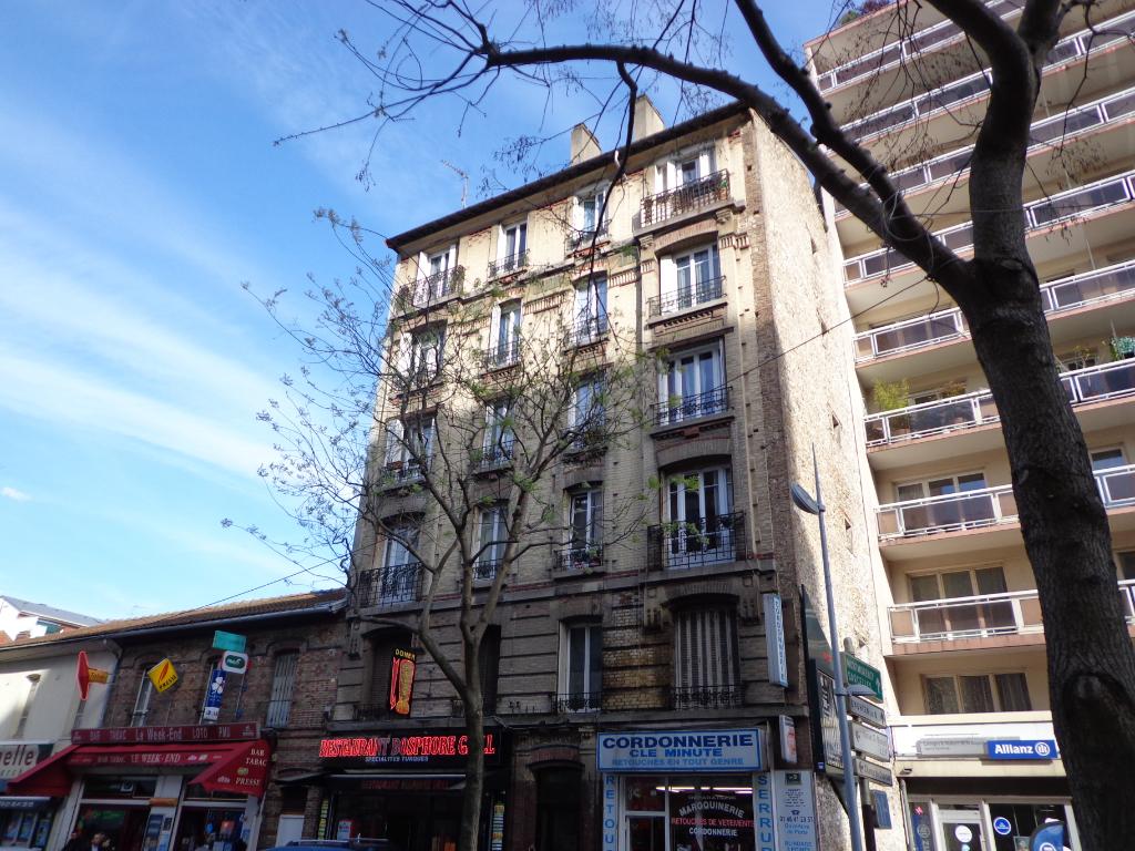 Appartement Limite Enghien 3 pièce(s) 45 m2