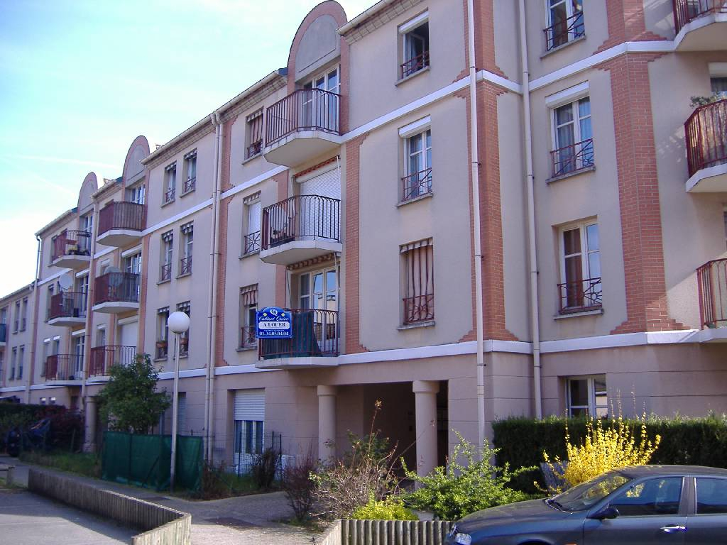 Appartement Saint Brice Sous Foret 2 pièce(s) 51.71 m2
