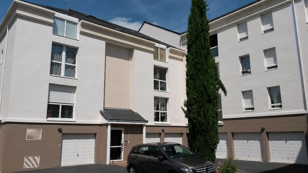 A louer Nantes La Beaujoire 44, appartement T1 bis