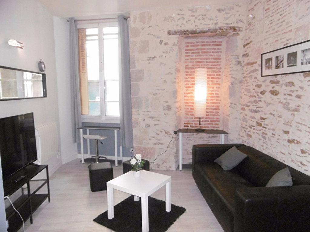 Appartement Nantes-HYPER CENTRE T2 BIS MEUBLÉ