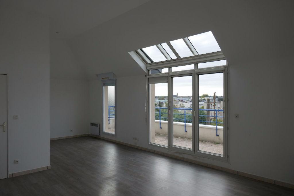 Appartement à vendre Nantes Rond Point de Paris 3 pièce(s) 68 m2