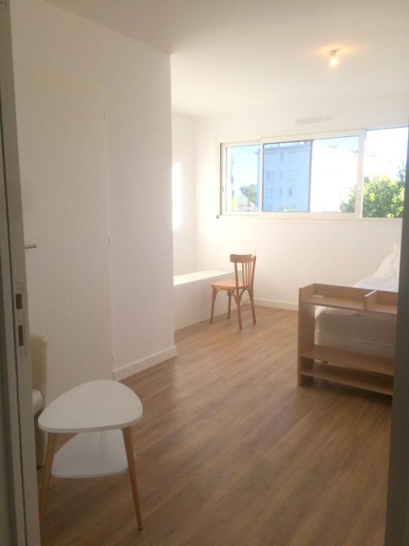 A louer appartement 1 pièce - NANTES-SAINT JACQUES